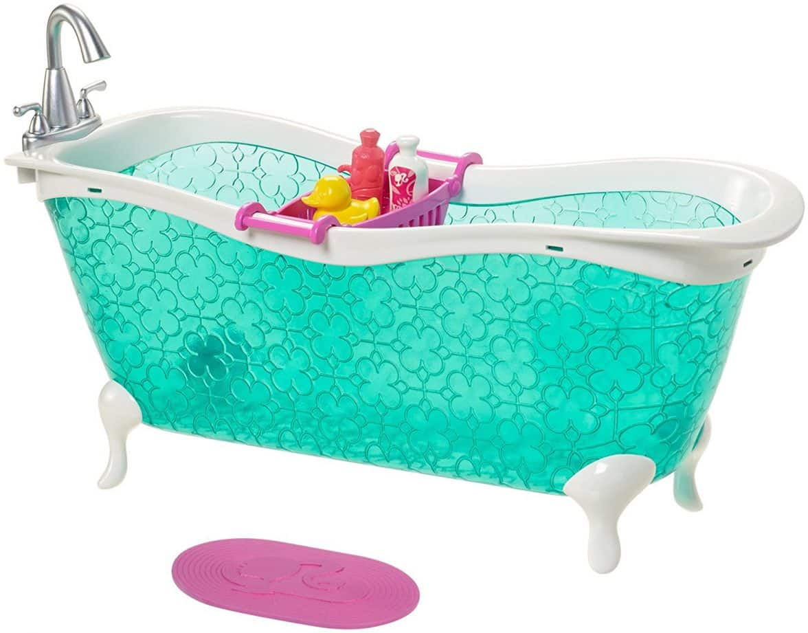 Barbie Bath Fun Playset Barbie Collectibles