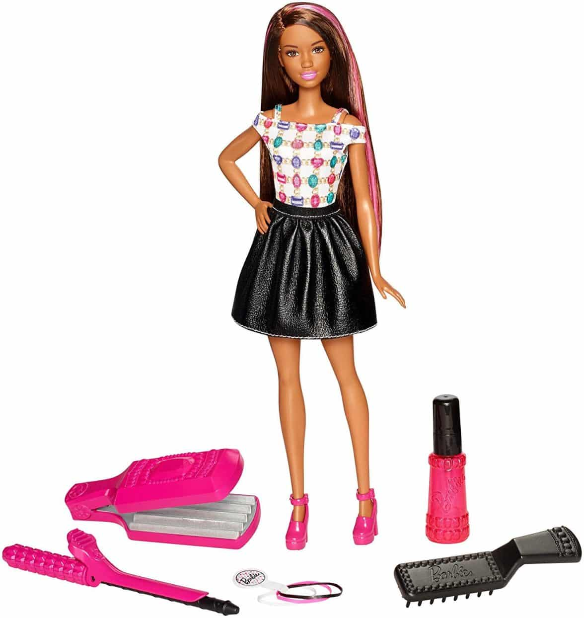 Barbie D I Y Crimps Amp Curls Doll Barbie Collectibles