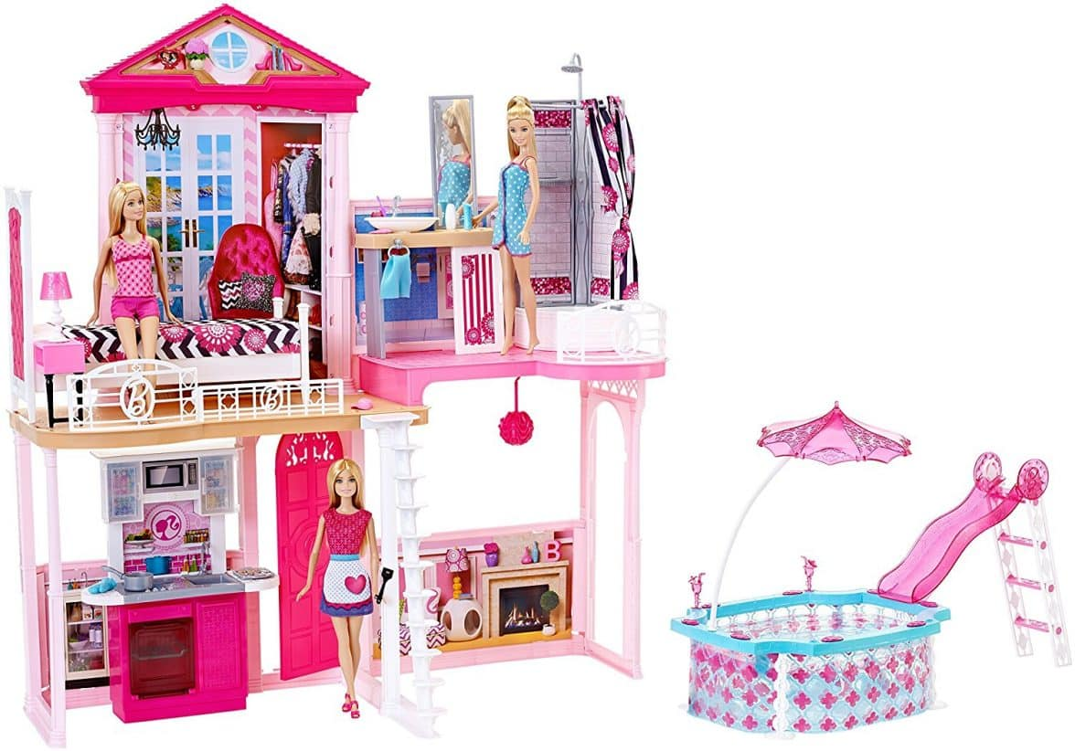 Barbie Doll Dream House – House Plan 2017