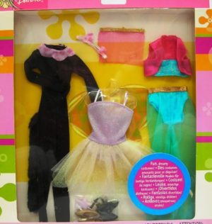 Barbie-dress-C3325-party-for-the-Arabian-Nights-style-for-fancy-dress