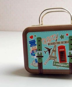 16-Barbie-Blythe-Size-Bridge-Doll-Dollhouse-Miniature-Toy-Trunk-Box-Suitcase-Luggage-Traveling-Case