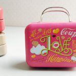 16 Barbie Blythe Size Dream Doll Dollhouse Miniature Toy Trunk Box Suitcase Luggage Traveling Case
