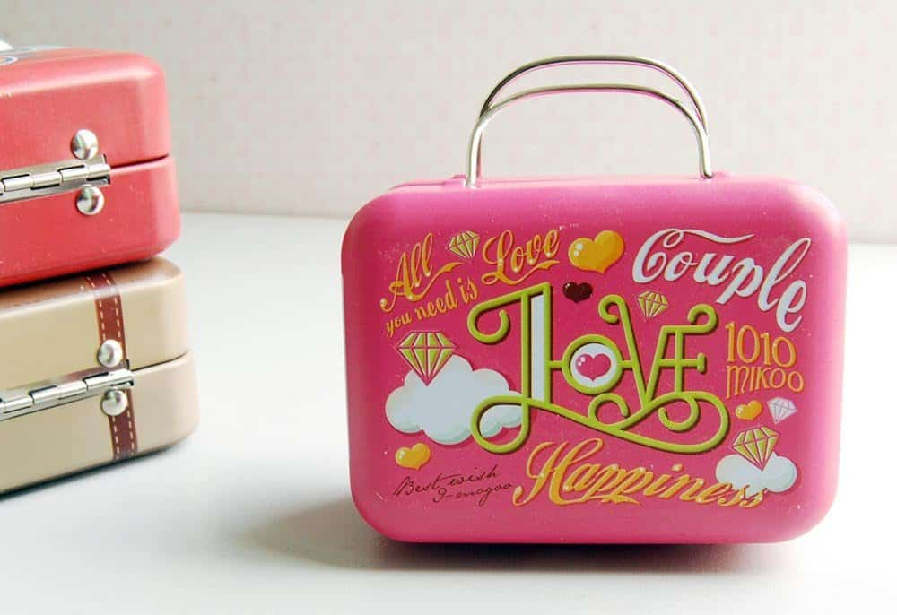 Barbie Blythe Dollhouse Miniature Toy Trunk Box Barbie Collectibles