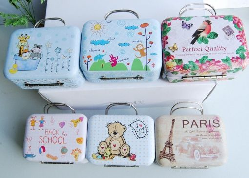 16-Barbie-Blythe-Size-Paris-Doll-Dollhouse-Miniature-Toy-Trunk-Box-Suitcase-Luggage-Traveling-Case