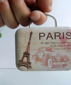 16-Barbie-Blythe-Size-Paris-Doll-Dollhouse-Miniature-Toy-Trunk-Box-Suitcase-Luggage-Traveling-Case