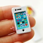 16 Scale Dollhouse Miniature Barbie Dolls Mobile Phone Cellphone Phone Model
