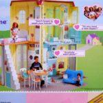 BARBIE-Happy-Family-SOUNDS-LIKE-HOME-SMART-HOUSE-Playset-w-LIGHTS-SOUNDS