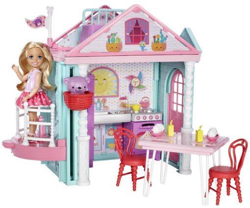 Barbie Barbie Club Chelsea Playhouse