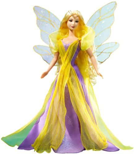 Barbie-Barbie-Fairytopia-Enchantress-Silver-Label-Collector-imported-goods-G8065