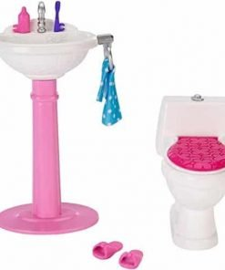 Barbie-Barbie-Story-Starter-Toilet-Set-CHR36-parallel-import-goods