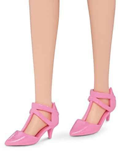 Barbie-Barbie-fashionistas-assorted-metallic-dress