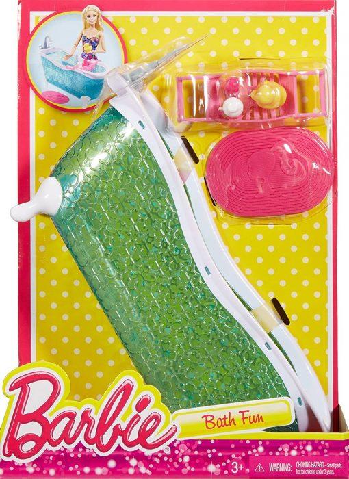 Barbie Bath Fun Playset