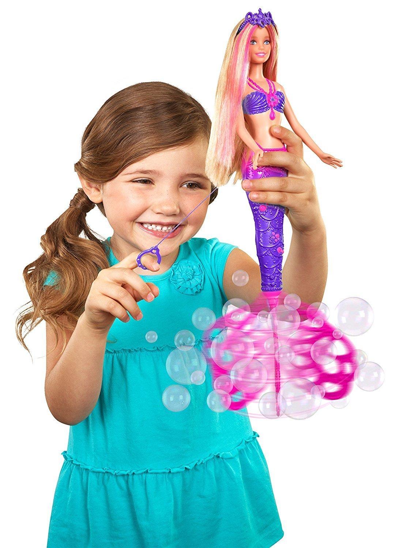 Barbie bubble tastic mermaid doll barbie collectibles - Barbie barbie barbie barbie barbie ...