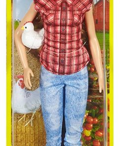 Barbie Careers Farmer Doll