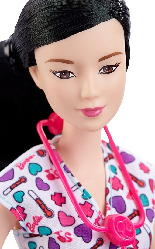 Barbie Careers Nurse Doll Asian