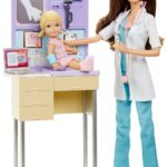 Barbie-Careers-Pediatrician-Playset