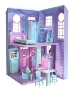 Barbie City Pretty Townhouse Playset