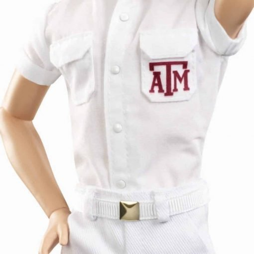 Barbie-Collector-Texas-AM-University-Ken-Doll