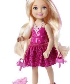 Barbie-DKB57-Endless-Hair-Kingdom-Chelsea-Doll-Pink