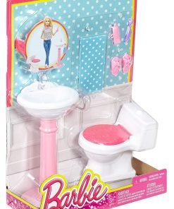 Barbie Dream Bathroom Playset