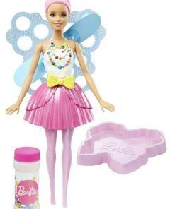Barbie Dreamtopia Bubbletastic Fairy Doll