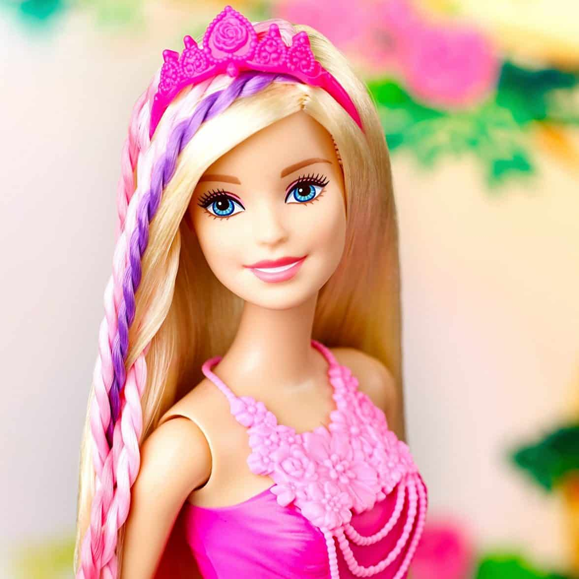 Barbie Endless Hair Kingdom Snap 39 N Style Princess Doll Barbie Collectibles