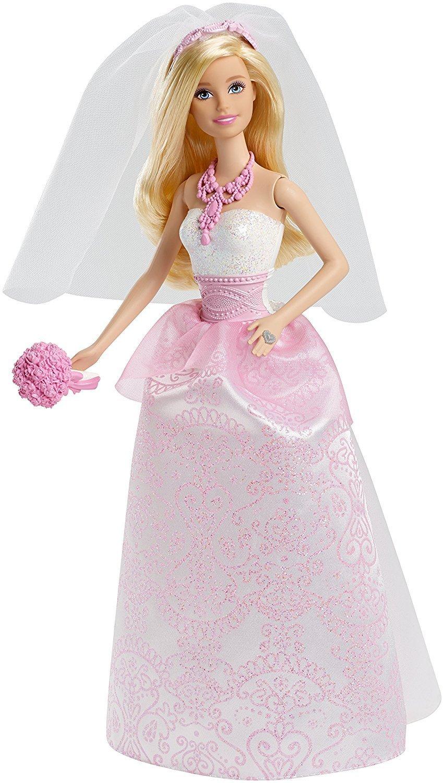 Barbie Fairytale Bride Doll - Barbie Collectibles
