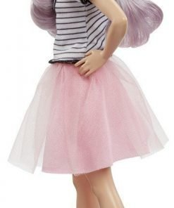 Barbie Fashionistas 54 Tutu Cool Pink Tulle Skirt Doll