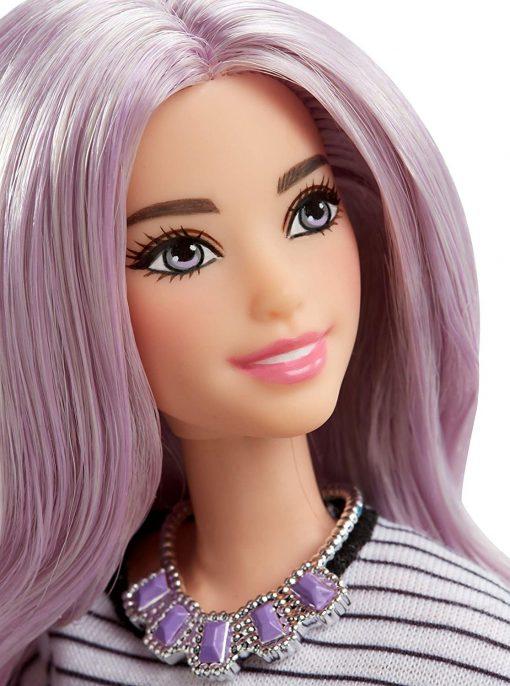 Barbie Fashionistas 54 Tutu Cool Pink Tulle Skirt Doll