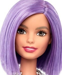 Barbie Fashionistas Doll 18 Va-Va-Violet
