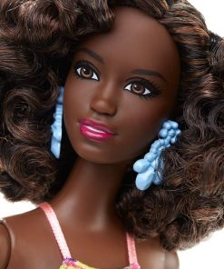 Barbie-Fashionistas-Doll-20-Fancy-Flowers-Original