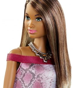 Barbie Fashionistas Doll 21 Pretty In Python