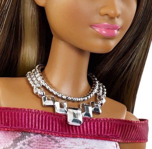 Barbie Fashionistas Doll 21 Pretty In Python