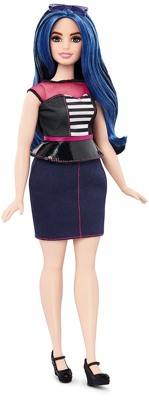 Barbie Fashionistas Doll 27 Sweetheart Stripes Barbie