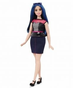 Barbie Fashionistas Doll 27 Sweetheart Stripes