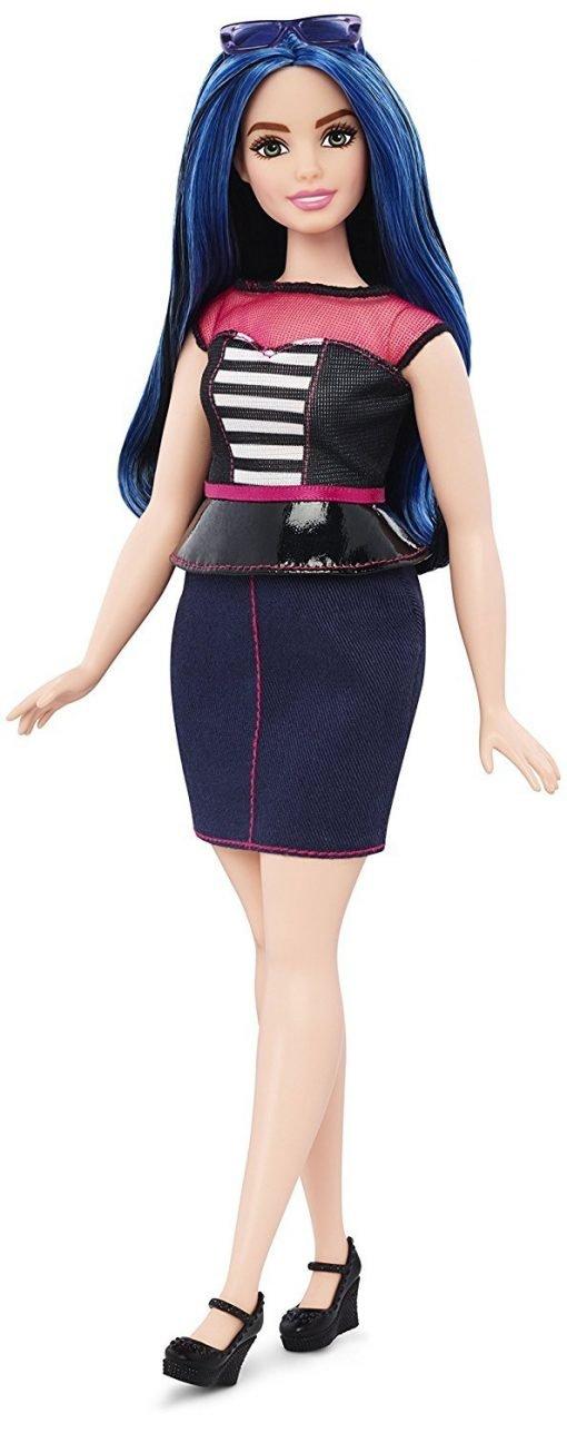 Barbie Fashionistas Doll 27 Sweetheart Stripes