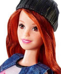 Barbie Fashionistas Doll 47 - Kittie Cutie