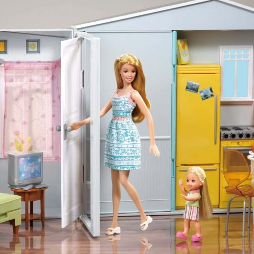 Barbie Forever Barbie Totally Real House Playset