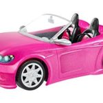 Barbie Glam Convertible DGW23