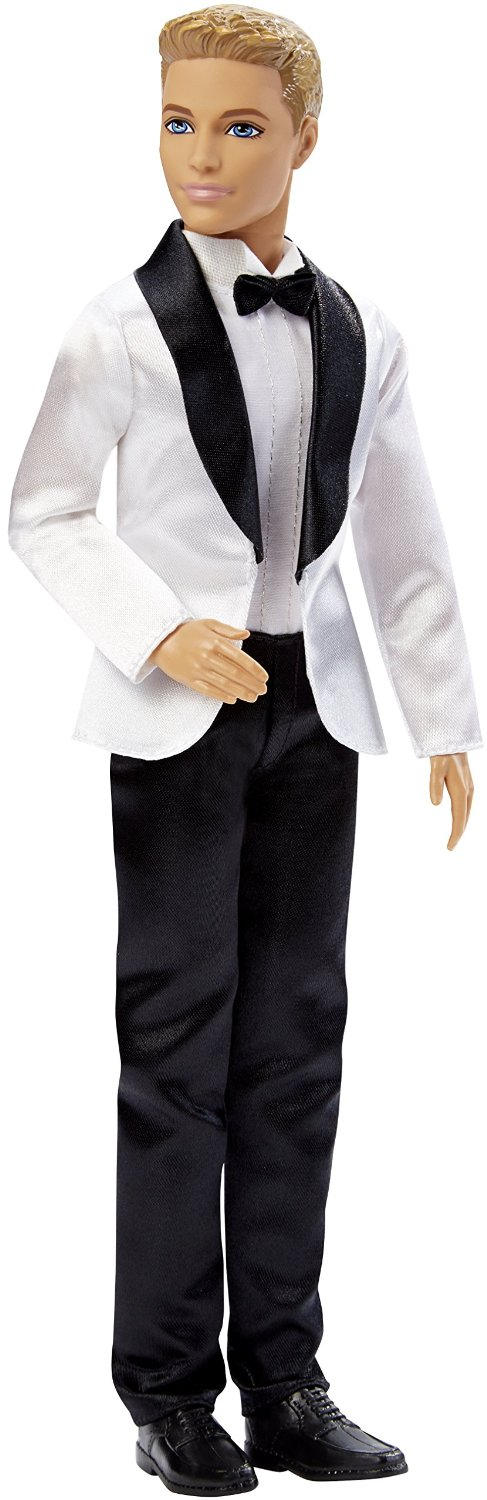 Barbie-Groom-Doll
