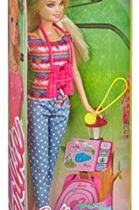 Barbie Life Barbie Life in the Dreamhouse The Amaze Chase Camping Barbie Doll