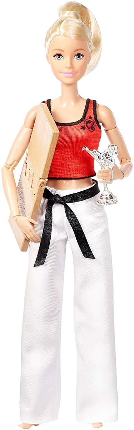 Barbie Ultimate Posable Martial Artist Doll