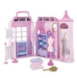 Barbie-Mini-Kingdom-Princess-Boutique-Playset