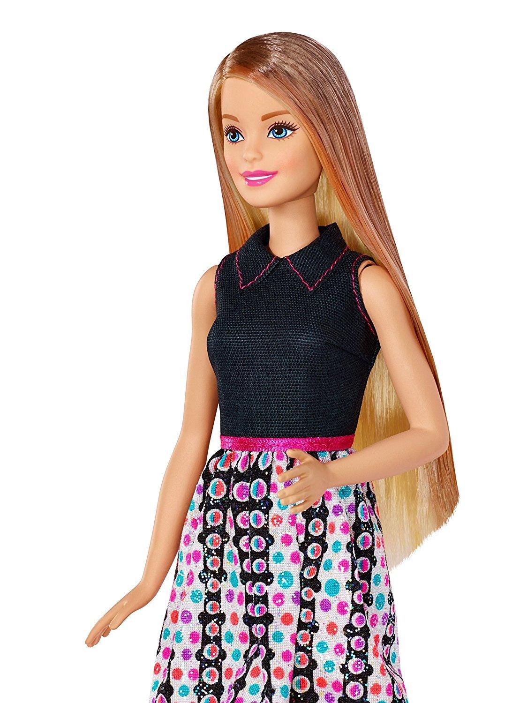 Barbie Mix 'N Color Barbie Doll Blonde - Barbie Collectibles