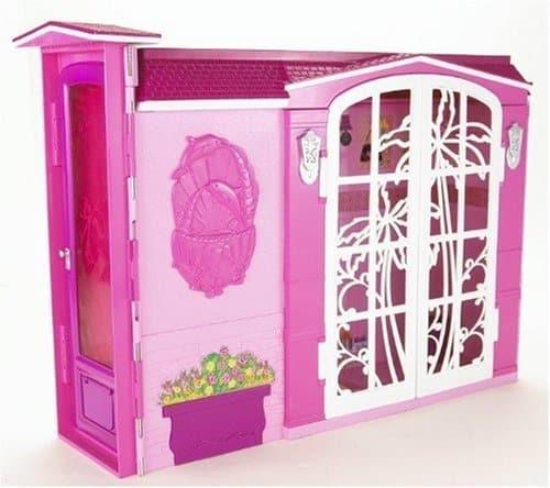 Barbie Pink World House