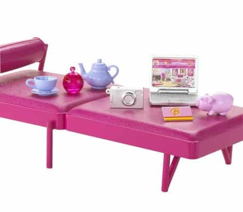 Barbie Pink World House