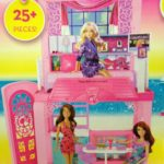 Barbie Ultimate Beach House Party Glam Pool BBQ 25+ Pieces BCG75 by Mattel