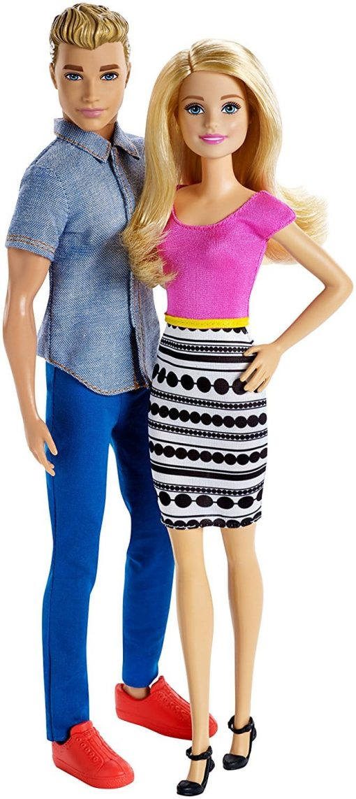 Barbie and Ken Doll 2