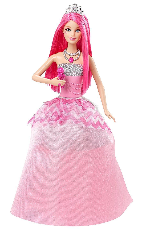 Barbie Mix N Color Barbie Doll Blonde - Barbie Collectibles