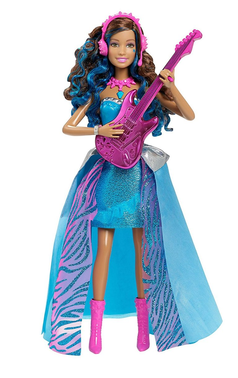 Barbie Endless Hair Kingdom Snap n Style Princess Doll - Barbie Collectibles